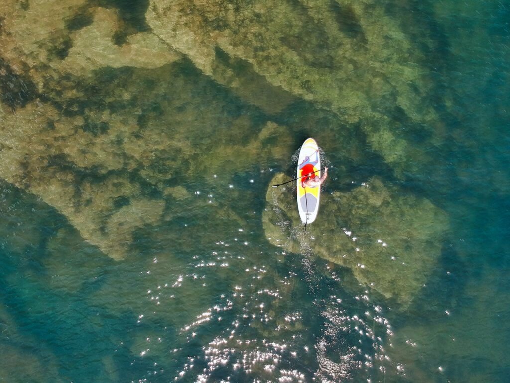 choosing the best stand up paddleboard for 2021